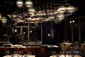 西式餐厅装修效果图