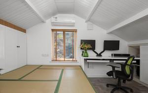 北欧风三居老房翻新装修案例