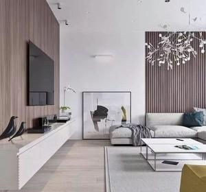 最新简欧客厅装修效果图