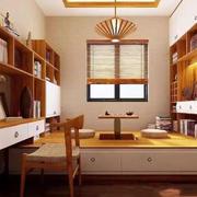 10平米书房装修效果图