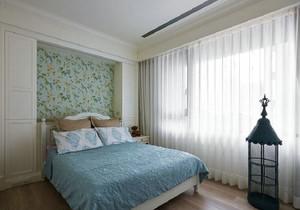 美式乡村两居室装修案例欣赏
