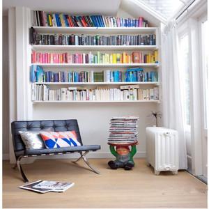 简约小书房装修效果图 让你更有阅读更安静