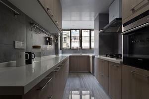 现代简约风格三居室整体装修效果图