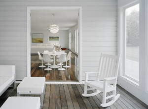 北欧风格公寓客餐厅装修赏析