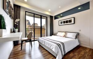 现代风格时尚精美卧室设计装修效果图