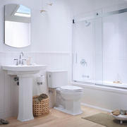 简约风小户型卫生间装修效果图