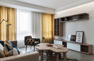 清新宜家大户型家居装修设计效果图