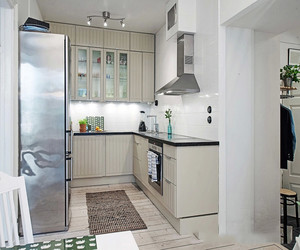 5平方厨房装修效果图