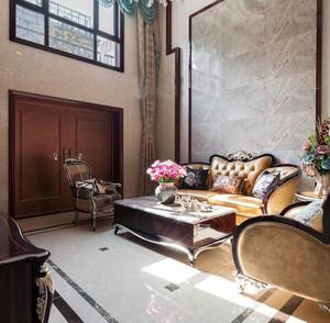 三居室新古典风格装修效果图鉴赏