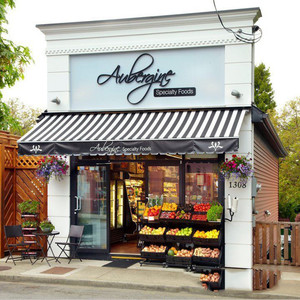 20平米小型水果店装修效果图