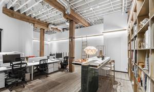 复古厂房改建现代风办公室案例介绍