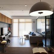 90平方客厅装修效果图