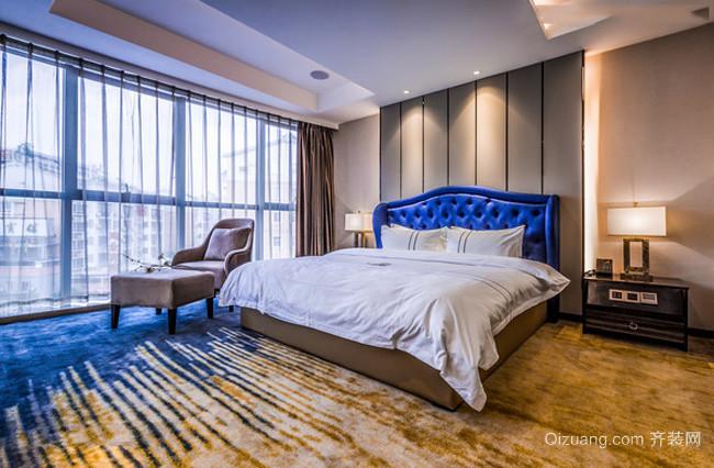 现代风格时尚精致卧室设计装修效果图