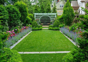 私家庭院花园设计装修效果图赏析