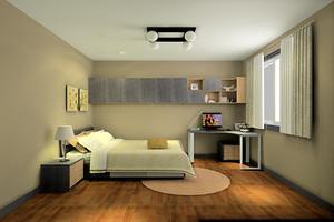 20平米的卧室效果图赏析