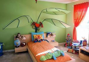 10平米榻榻米儿童房装修效果图