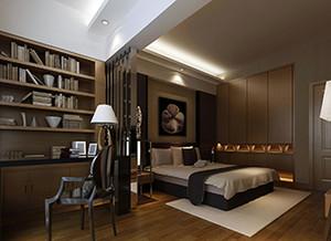法式大户型卧室效果图