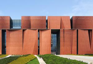 云南昆明博物馆中式风装修案例