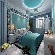 小户型法式卧室吊顶效果图