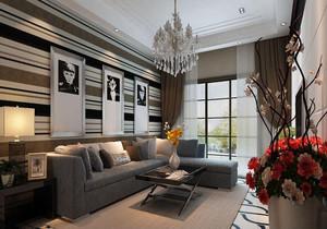 这个客厅的移门的设计以玻璃居多,这样就可以帮助室内更好的采光了,而且方格的设计也是现在比较流行的趋势,可以很好的打造家居的时尚感,带给我们更舒适的家居。