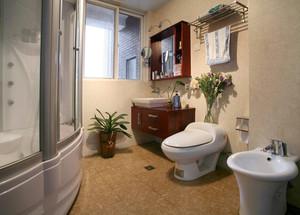 卫生间浴厅装修效果图