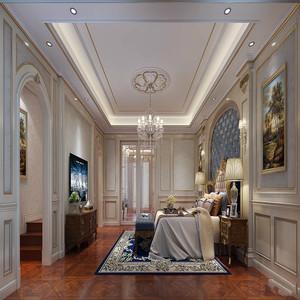 法式宫廷风格卧室装修图