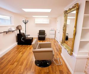 美容院欧式休息室装修效果图