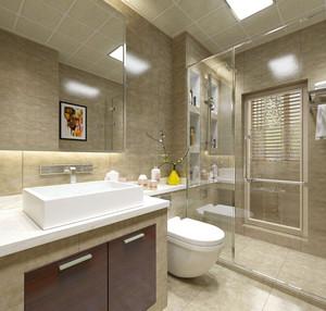 小型卫生间淋浴房装修效果图