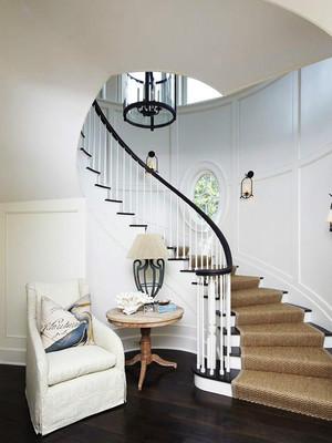顶楼到阁楼楼梯设计图