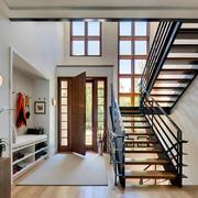 空间其他现代楼梯复式装修