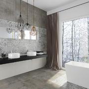 衛生間現代局部一居室裝修