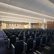 现代风格会议室排椅效果图赏析