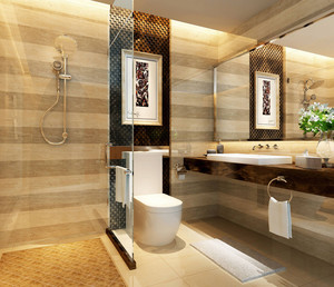 卫生间墙砖贴图