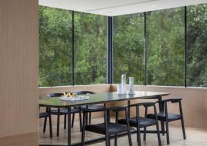 混搭风格会议室装修效果图赏析