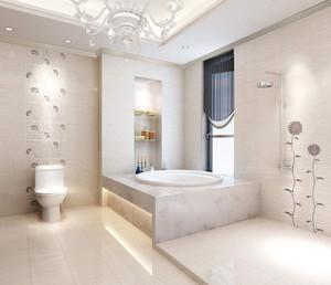 卫生间墙砖地砖效果图