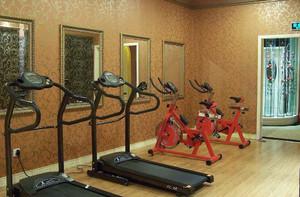 50平米开个小型健身房