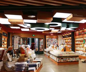 西西弗书店装修风格图大全