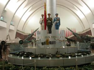 北京军事博物馆装修效果图