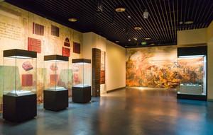 博物馆内部空间设计案例