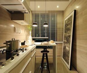 中式古典厨房装修