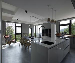 欧式厨房开放式