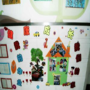 校园墙壁文化布置图片