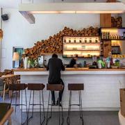 怀旧咖啡厅装修效果图