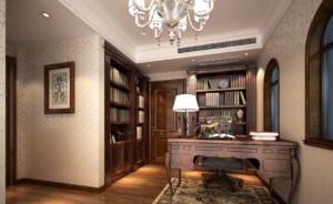 个性书房装修效果图大全