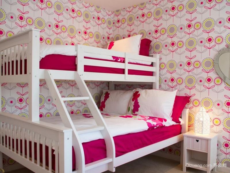 小户型双人儿童房装修设计