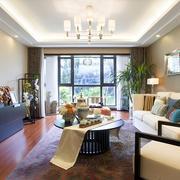 时尚个性现代新式客厅装修效果图赏析