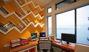 创意书房装修效果图大全赏析