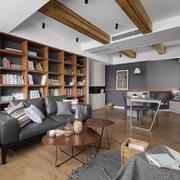 餐厅现代局部三居室装修