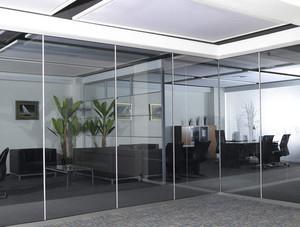 无框玻璃隔断