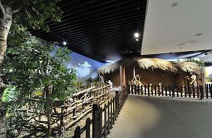 郑州大河村遗址博物馆效果图